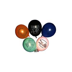 BDHF Balloons Assorted 500pk