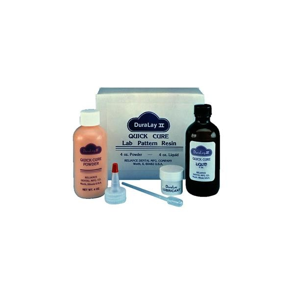 Duralay II Inlay Resin Kit 4oz
