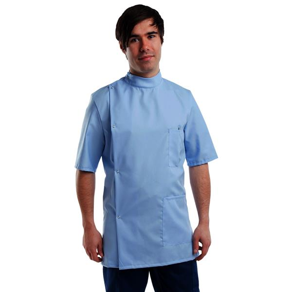 Classic Dental Tunic Light Blue (Unisex) L