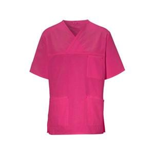 Colin Unisex Tunic Cerise Small